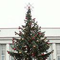 Kalėdų eglutė Šiauliuose