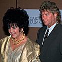 Elizabeth Taylor ir Larry Fortensky - 1994