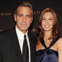George'as Clooney ir Sarah Larson