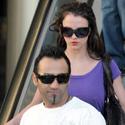 Britney Spears su draugu paparacu Adnanu Ghalibu