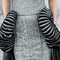Karlo Lagerfeldo sukurta suknelė