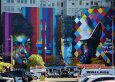 Įspūdingiausi gatvės meno kūriniai iš viso pasaulio