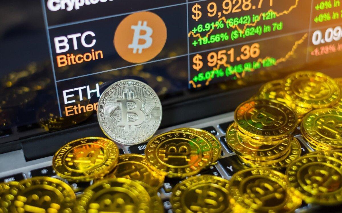 btc monetų rinka