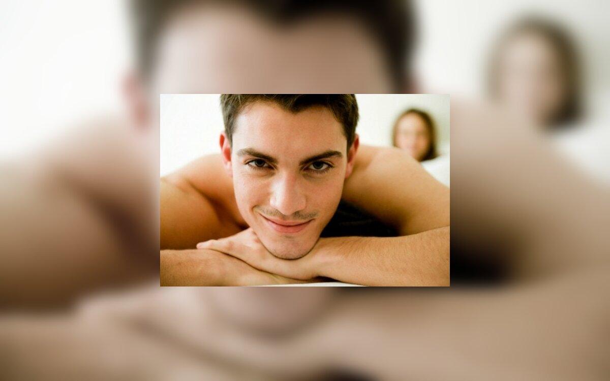 ką vaikinas turėtų daryti, jei nėra erekcijos