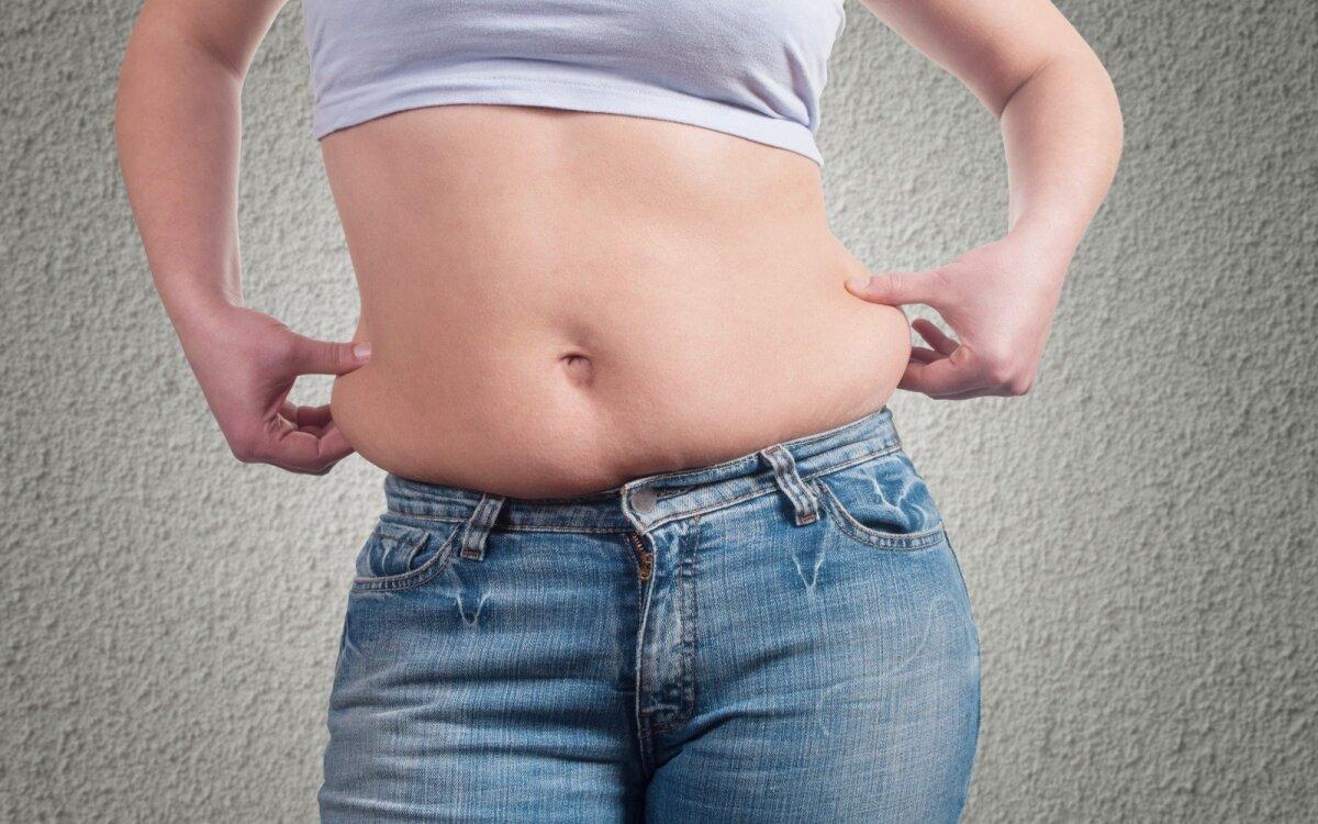 kaip prarasti riebalus aplink savo organus
