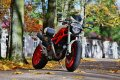 """""""Ducati Monster 1100"""" motociklo apžvalga: mieste jam per ankšta"""