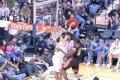 Kuriozas: NBA teisėjai nepamatė L.Jameso į krepšį įdėto kamuolio ir neįskaitė taškų
