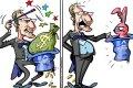 """""""Darbiečiai"""" nusitaikė į ES milijardus"""