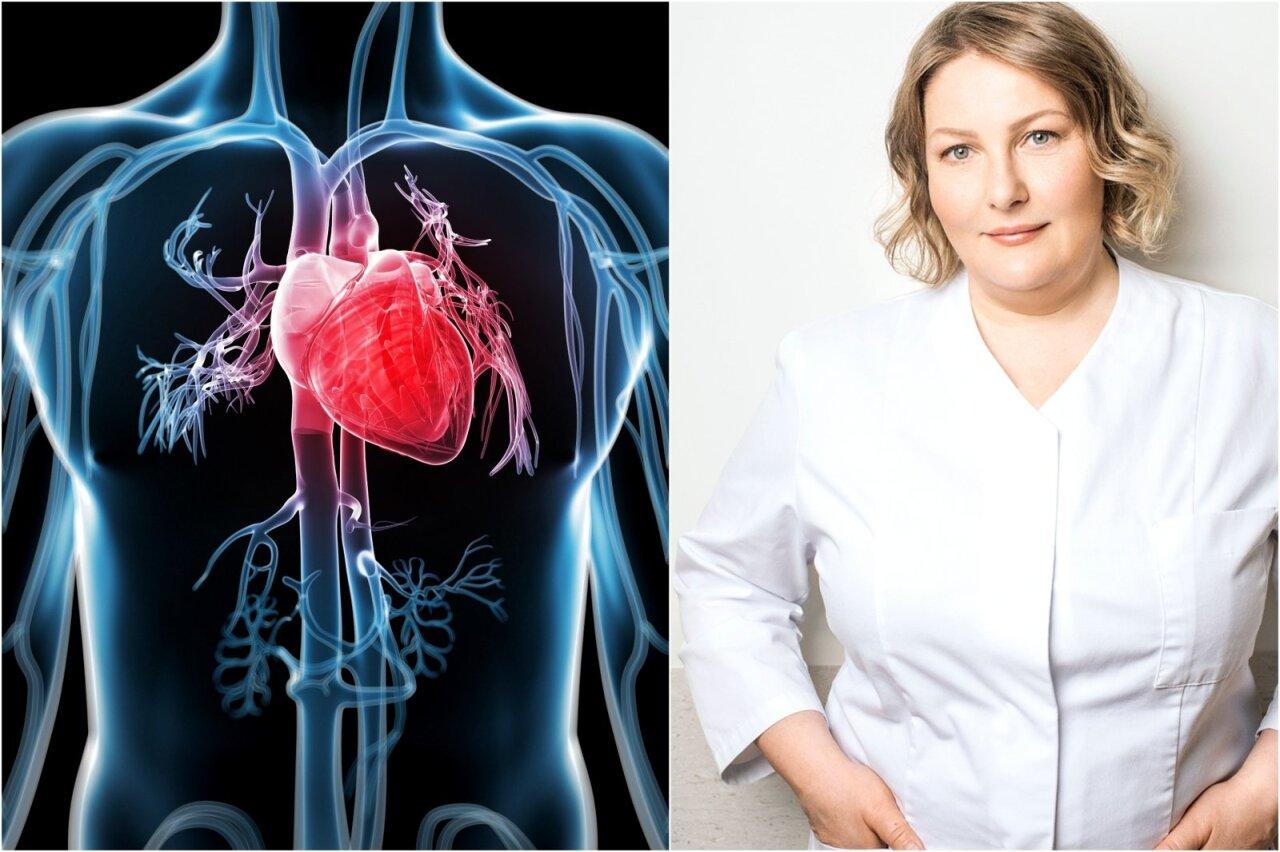 10 cholesterolio sveikatos širdies nepakankamumas)