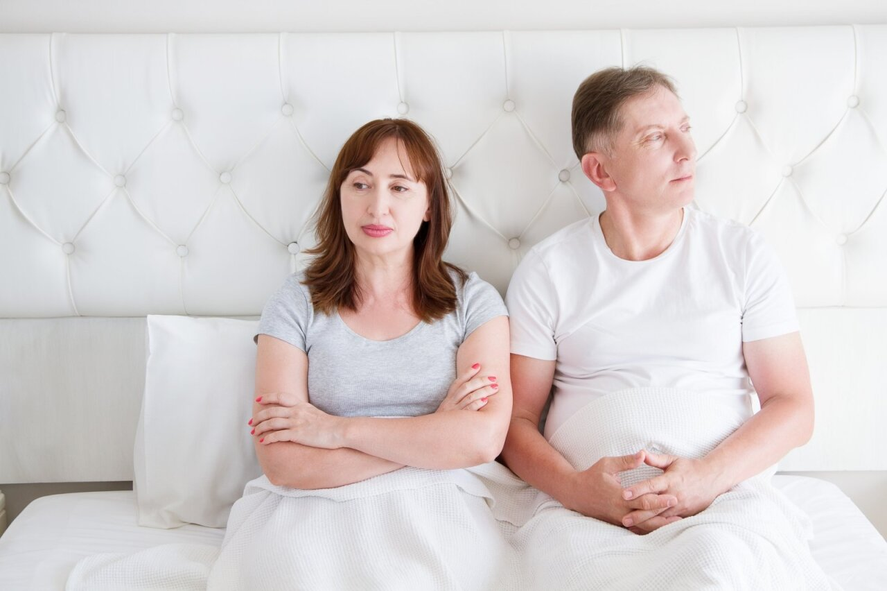 apgaus žmoną, erekcija dingo mano numylėtinio varpa