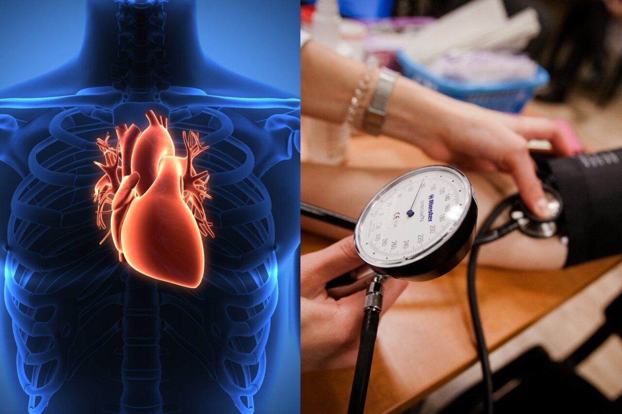 Sveikos širdies receptas - Alytaus rajonos visuomenės sveikatos biuras