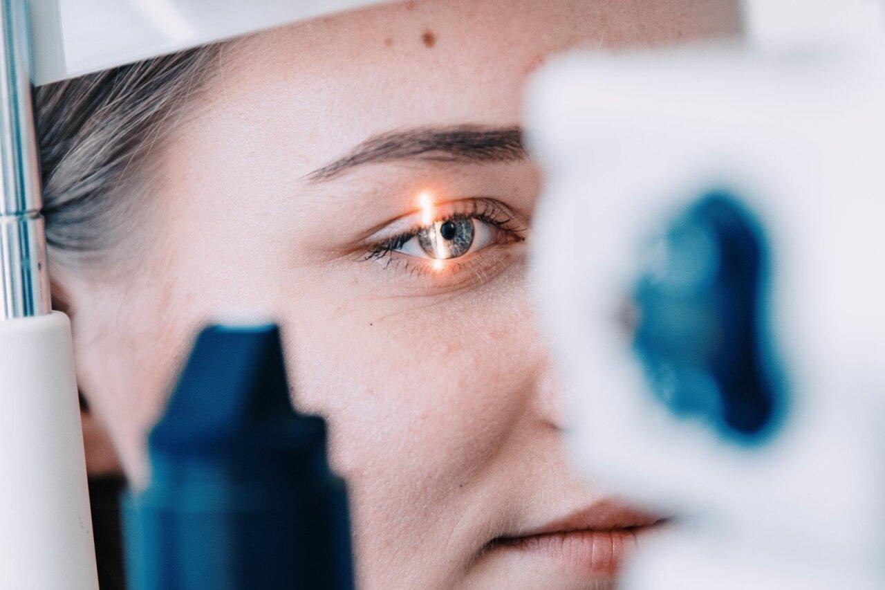 hipertenzija ir akių ligos kas tai yra