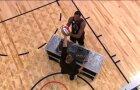 Įspūdingiausi 2017 metų NBA dėjimų konkurso epizodai