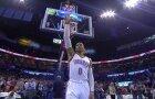 """R. Westbrooko nukalta """"Thunder"""" pergalė prieš """"Jazz"""""""