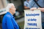 Europos Komisija suabejojo socialiniu modeliu Lietuvoje