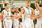 Lithuania won at U17 World Championships
