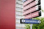 Tarša Vilniuje: pavojaus Santariškėms nebėra