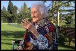 Ilgaamžės Jeanne Calment istorija: aš turiu tik vieną raukšlę - ant jos sėdžiu