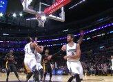Gražiausių NBA penktadienio rungtynių epizodų TOP-10
