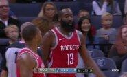 "NBA ikisezoninės rungtynės Memfio ""Grizzlies"" – Hjustono ""Rockets"""
