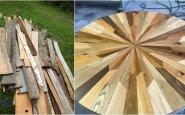 """<span style=""""color: #ff7f00;""""><strong>Darau pats:</strong></span> pavyzdys, kaip galima panaudoti atliekamą medieną"""