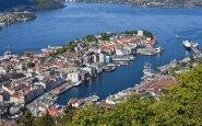 Bergenas, Norvegija