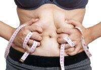 Prarasti 10 procentų kūno riebalų, Riebalų procentinės dalies nustatymas liniuote