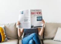 Testas: ar atskirsite, kurios iš šių antraščių yra šios savaitės naujienos, o kurios - melagienos?
