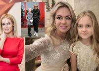 Vienturtę dukrelę auginanti Ingrida Martinkėnaitė įvardijo didžiausias mamų klaidas: pirmiausiai pažiūrėkite į save