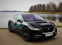 """Jaguar I-Pace"" elektromobilio testas: tradiciniai konkurentai atrodo beviltiškai pasenę"