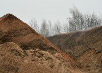 Per trejus metus biokuro kaina krito ketvirtadaliu