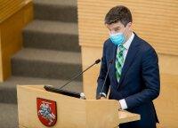 Prezidentūra: Lietuvoje trūksta nacionalinio plėtros banko