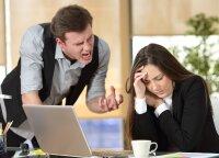 Elgesys darbe, kuris peržengia visas ribas: pasitikrinkite, ar ir jums netenka su tuo susidurti