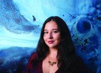 """Kiran Millwood Hargrave: """"Malonės"""" – knyga, grąžinanti moterims teisingumą"""