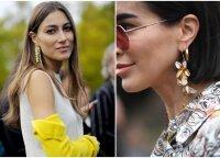 Tinkamai pasirinkti auskarai gali pakeisti jūsų įvaizdį: kaip neprašauti?
