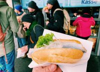 Lietuvis Hamburge ieškojo geriausio pasaulyje <em>hamburgerio</em>, bet nusivylė: tai visai kitokie sumuštiniai