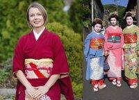 Japonijoje gyvenusi Kristina – apie nutylimas moterų pareigas santuokoje, grožio paslaptis ir tikrąjį geišų vaidmenį