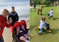 Įspūdingą prizą laimėjusi šeima nustebino savo kilnumu: ketina pradžiuginti dar dvi šeimas