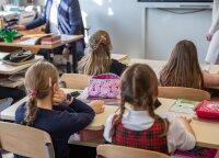 Kaunas apsisprendė: nepaisydamas NVSC rekomendacijų tęs pradinukų kontaktinį mokymą