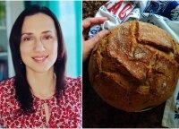Ispanijoje gyvenanti lietuvė duoną kepa namuose – persikrausčius labiausiai trūko juodos duonos ir silkės