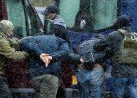 Baltarusijoje sekmadienį per protesto akcijas sulaikyta mažiausiai 340 žmonių