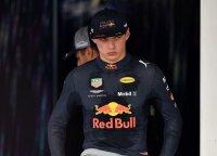 Po lenktynių Oconą stumdęs ir muštynes provokavęs Verstappenas susilaukė FIA bausmės