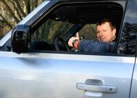 """""""Land Rover"""" vairuotojams Antanas Juknevičius atskleis Dakaro patirtį"""
