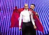 """LRT nusprendė - kitais metais """"The Roop"""" dėl kelialapio į Roterdamą vėl teks varžytis """"Eurovizijos"""" nacionalinėje atrankoje"""