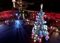 Kaunas turns into mysterious planet for Christmas