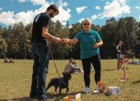 Šeštadienį Vingio parke nuaidėjo gyvūnų mylėtojų šventė