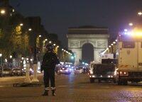 Paryžiuje prabangiame automobilyje – netikėtas radinys