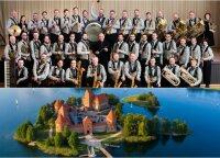 Lietuvos pučiamųjų orkestrai sieks Gineso rekordo
