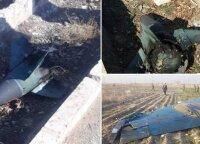 Kaip ir kokia rusiška raketa Iranas galėjo numušti ukrainiečių lėktuvą: ši klaida nebūtų pirmoji