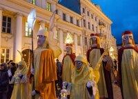 Sostinėje – Trijų Karalių vizitas, bus eismo ribojimų